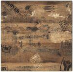 Werzalit Terras Tafelbladen Ex Works - 122 (WD)