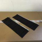 Rubberflap met Strip (Gebruikt)