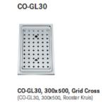 FRANKE CO-GL30 Glazen Lekblad