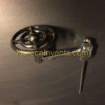 Glazenspoelkruis met Onderspoel (XW)