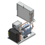 Gamko Complete motor Unit Flexbar X/1HB (Gebruikt)