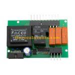 Printplaat Thermostaat XW60K PCB Flexbar