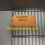 Draadrooster Vitrine AV/MS111 Serie 750x410 (RVS)