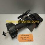 Roerwerk met Pyton Pomp 11 mtr Flojet SPC42 (Gebruikt) (PP21)