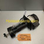Roerwerk met Pyton Pomp 12/20 mtr Saber STB-12 (Gebruikt) (PP31)