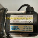 Roerwerk met Pyton Pomp 12 mtr Totton SPC32 (Gebruikt) (PP41)