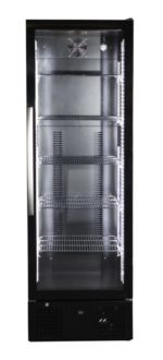 Combisteel Glasdeurkoeling Hoog Model 1 drs Nieuw BDK-293 Volledige Glasdeur