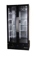 Combisteel Glasdeurkoeling Hoog Model 2 drs Nieuw Volledige Glasdeuren