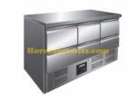 SARO Koeltafel model VIVIA S 903 S/S TOP 6 x 1/2