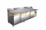 SARO Voorbereidingstafel, werkblad graniet - 1/3 GN Model SH 2500