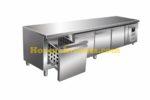 SARO Onderbouw koelwerbank met lades Model UGN 4100 TN-4S